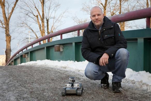 Kungsbacka-Nytt skriver om Drones Networking